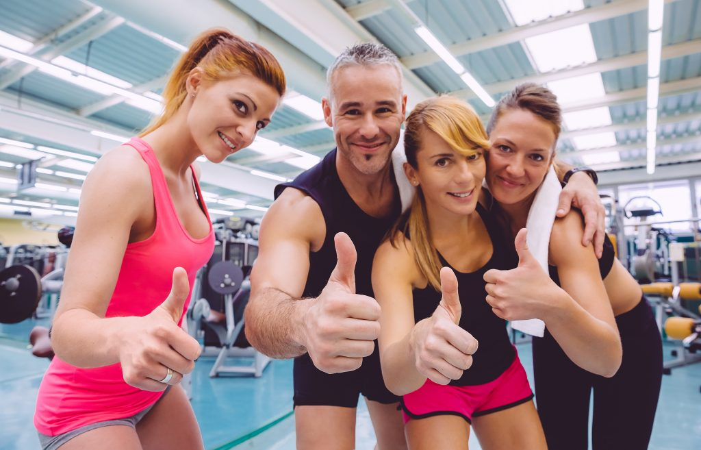 Fitness Equipment Preventive Maintenance makes them happy