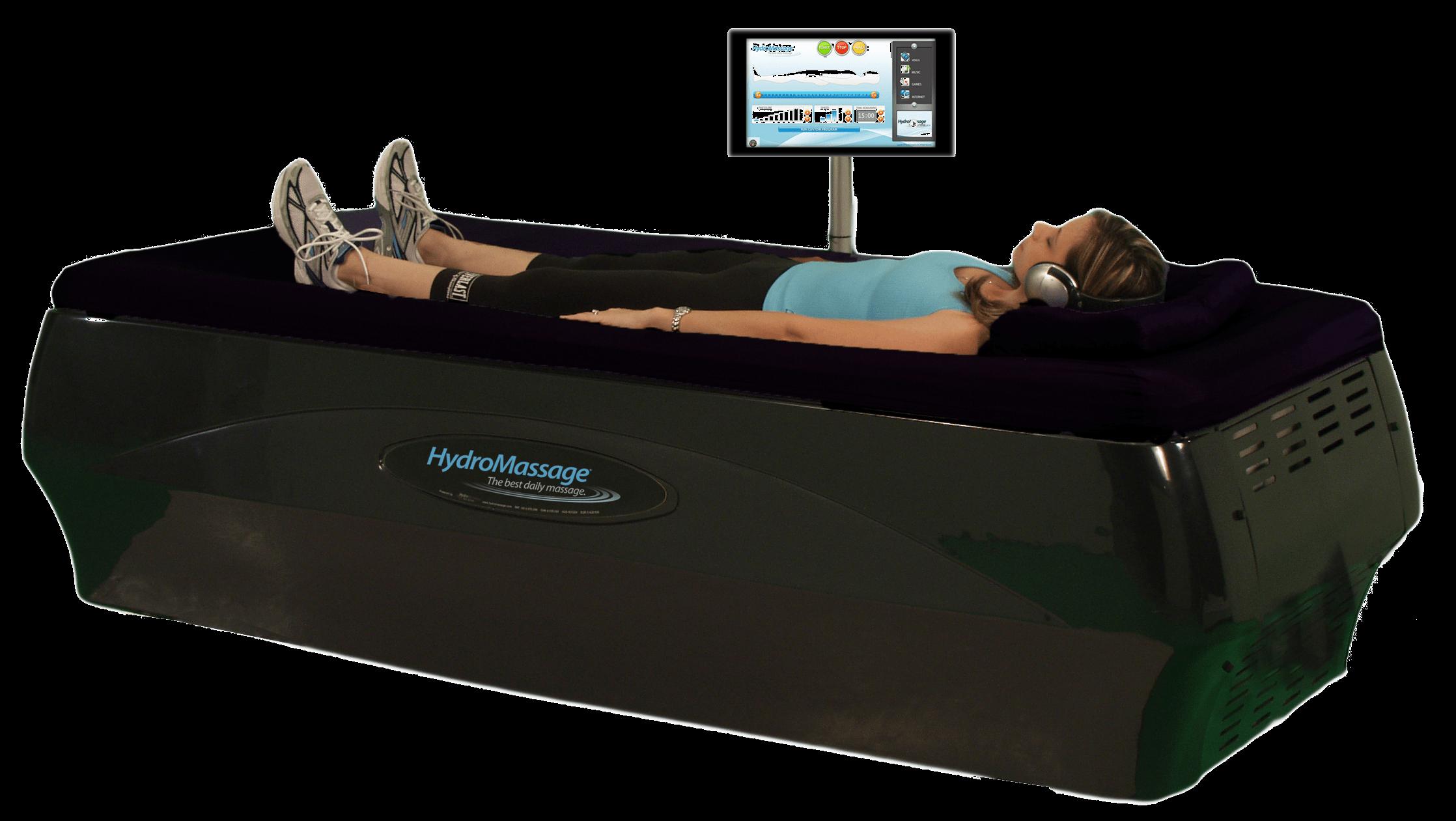 HydroMassage Bed