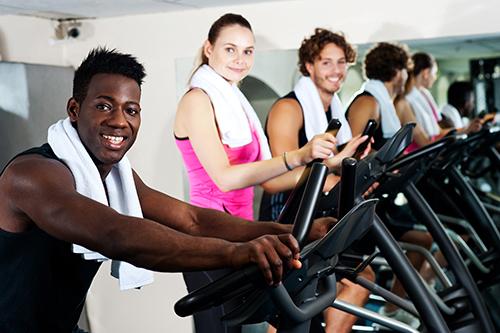 fitness equipment service